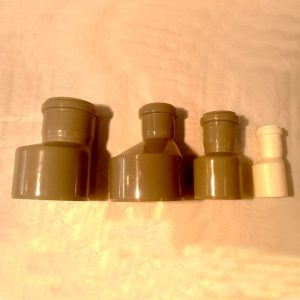 110mm, 110-75mm supistin