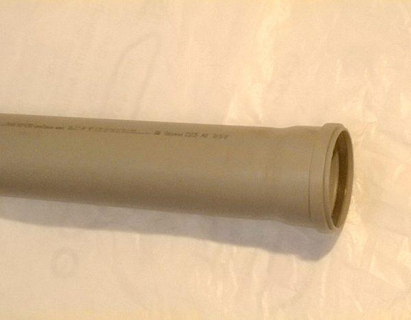 110mm PP muhviputki 3m