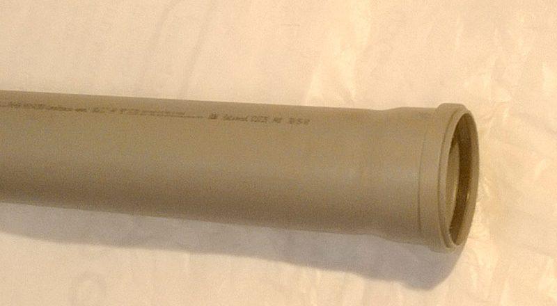 75mm PP muhviputki 3m