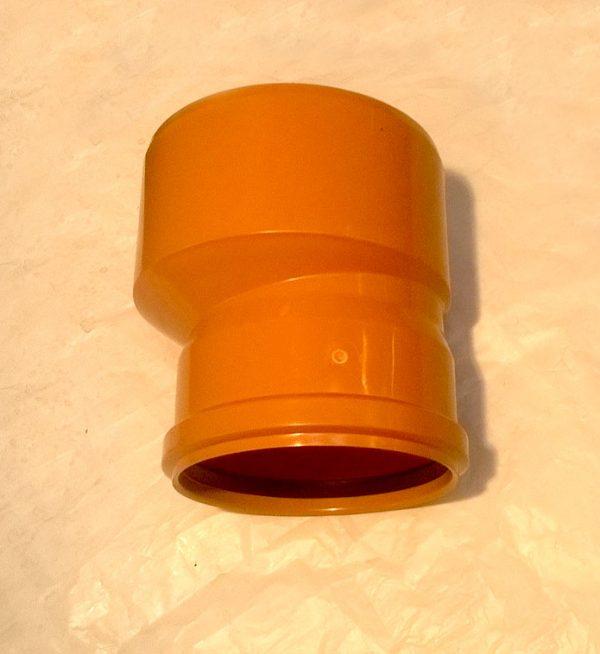 160 mm 160-110mm supistin
