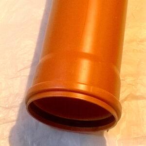 160mm PVC SN8 viemäriputki