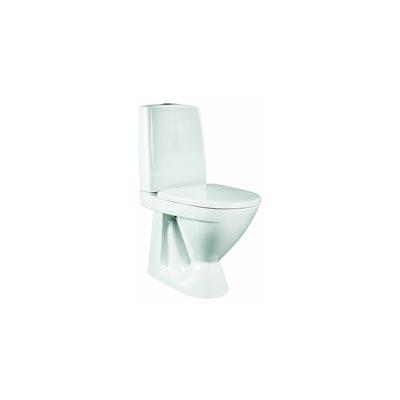 WC-istuimen kansi IDO Seven D valkoinen