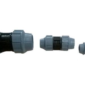 Vesijohdon jatkot (32mm, 40mm, 50mm ja 63mm)